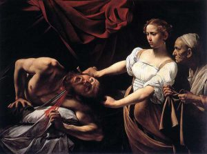 Power of Art – Caravaggio