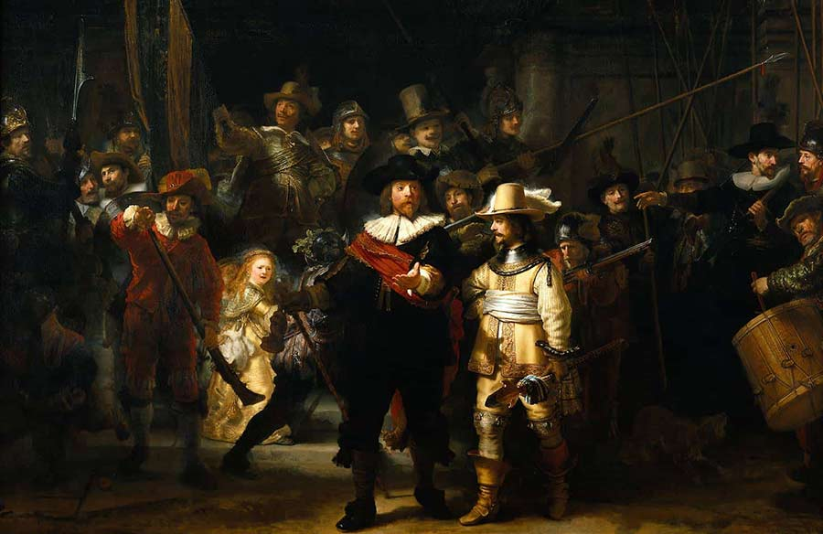 Rembrandt - Power of Art