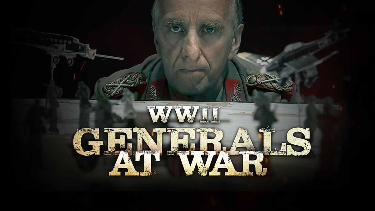 Generals At War episode 1 – El Alamein