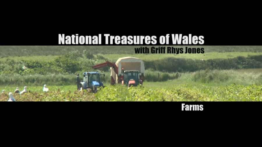 National Treasures of Wales – Farms episode 3