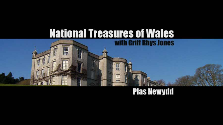 National Treasures of Wales – Plas Newydd episode 2
