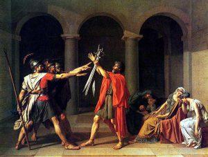 Power of Art – Jacques-Louis David