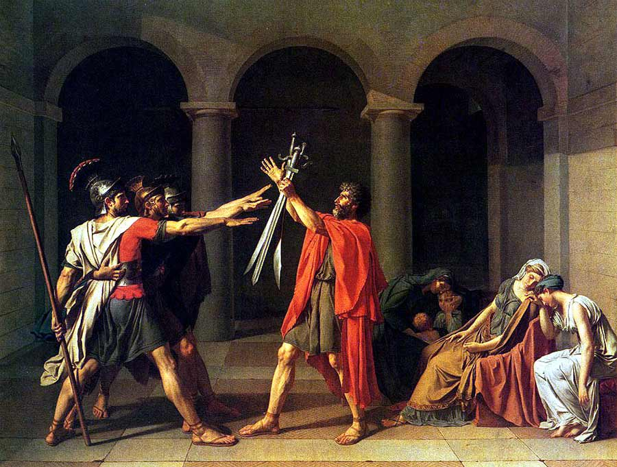 Power of Art – Jacques-Louis David