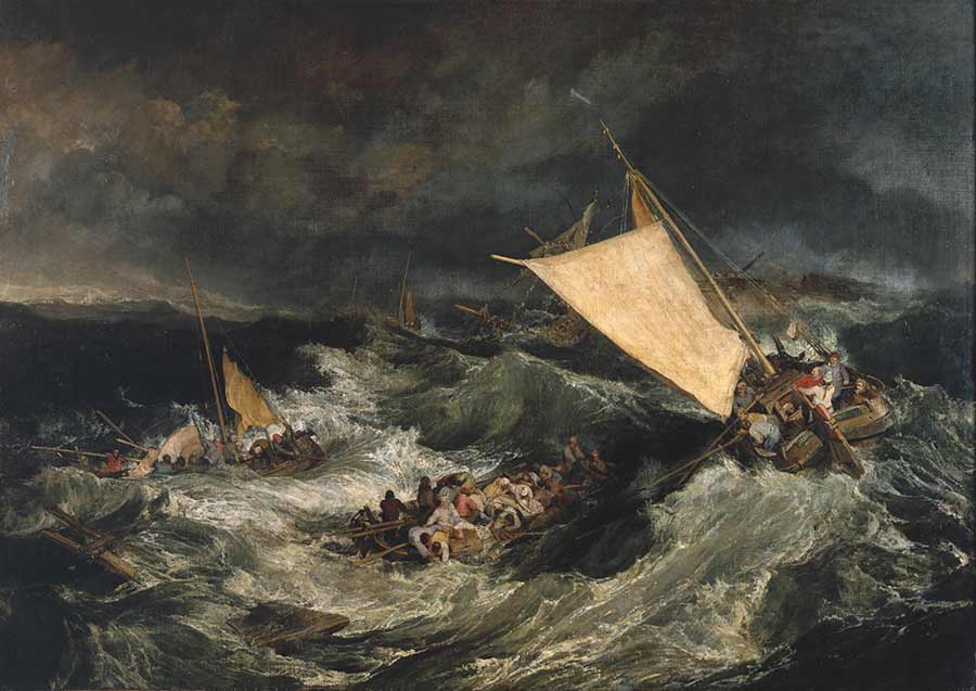 Power of Art – Joseph Mallord William Turner