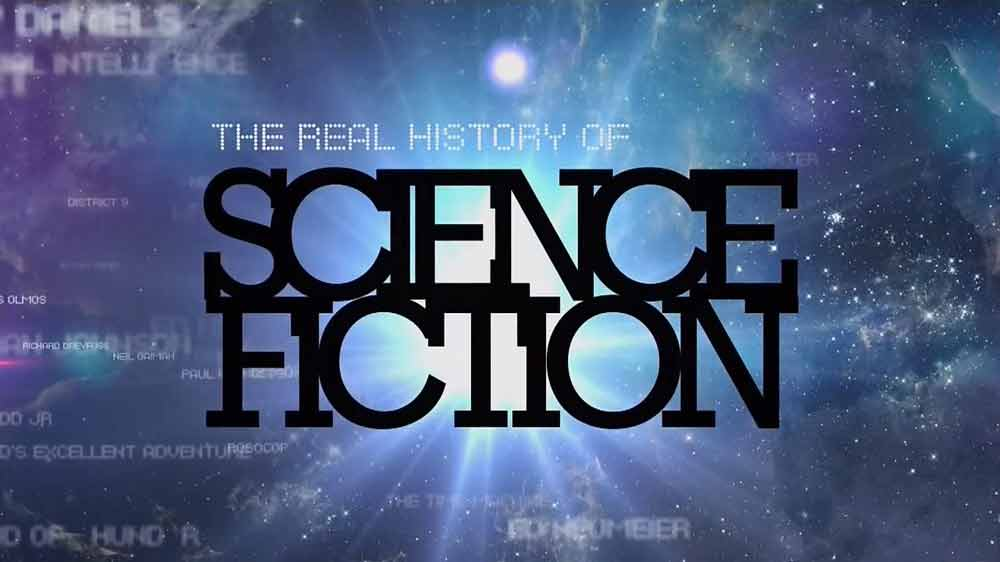 The Real History of Science Fiction episode 1 – Robots