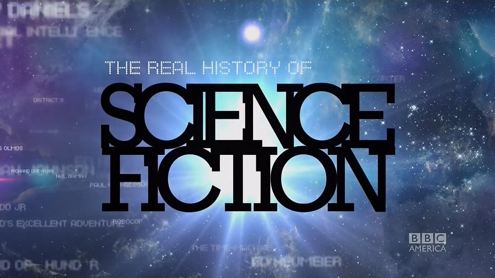 The Real History of Science Fiction episode 3 – Invasion