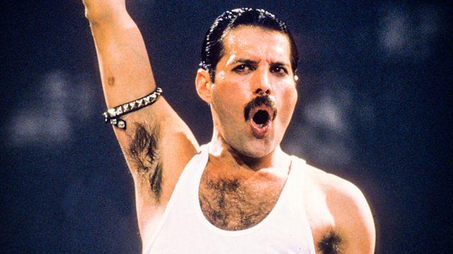 A Life in Ten Pictures – Freddie Mercury