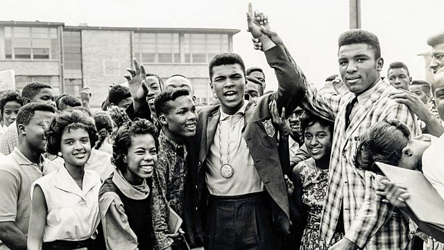 A Life in Ten Pictures – Muhammad Ali